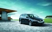 大众途安 Volkswagen Touran 2011 壁纸4 大众途安(Volks 静物壁纸