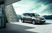 大众途安 Volkswagen Touran 2011 壁纸8 大众途安(Volks 静物壁纸