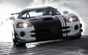 Dodge Viper 道奇蝰蛇 SRT10 ACR X 2010 壁纸1 Dodge Vipe 静物壁纸