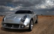 俄罗斯 Maserati Kuba 概念车 宽屏壁纸 壁纸3 俄罗斯 Masera 静物壁纸
