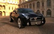 俄罗斯 Maserati Kuba 概念车 宽屏壁纸 壁纸4 俄罗斯 Masera 静物壁纸