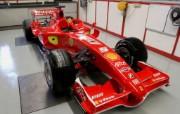 F1 法拉利F2007 静物壁纸