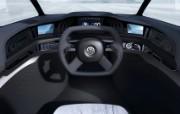法兰克福2009 大众L1概念车 2009 Volkswagen L1 Concept 壁纸2 法兰克福2009:大 静物壁纸