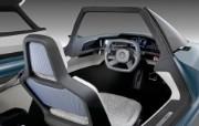 法兰克福2009 大众L1概念车 2009 Volkswagen L1 Concept 壁纸9 法兰克福2009:大 静物壁纸