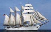 帆船壁纸 静物壁纸