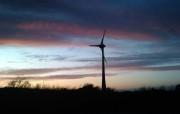 风力系统 风车 风力发电 壁纸12 风力系统风车风力 静物壁纸