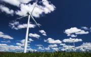 风力系统 风车 风力发电 壁纸13 风力系统风车风力 静物壁纸
