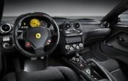 Ferrari 法拉利超级跑车 599 GTO 壁纸4 Ferrari(法拉 静物壁纸