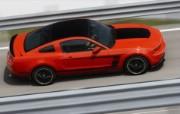 Ford Mustang Boss 福特野马 302 2012 壁纸4 Ford Musta 静物壁纸