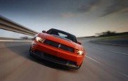 Ford Mustang Boss 福特野马 302 2012 壁纸5 Ford Musta 静物壁纸