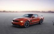 Ford Mustang Boss 福特野马 302 2012 壁纸6 Ford Musta 静物壁纸