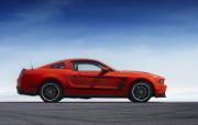 Ford Mustang Boss 福特野马 302 2012 壁纸8 Ford Musta 静物壁纸