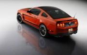 Ford Mustang Boss 福特野马 302 2012 壁纸10 Ford Musta 静物壁纸