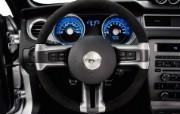 Ford Mustang Boss 福特野马 302 2012 壁纸11 Ford Musta 静物壁纸