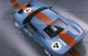 福特GT40 静物壁纸
