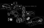 概念车设计图 壁纸22 概念车设计图 静物壁纸