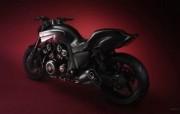 高级大功率摩托跑车宽 静物壁纸