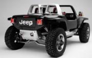 高清晰Jeep越野车 静物壁纸