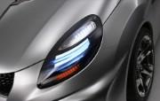 Honda 本田概念车 Small Car Concept 壁纸5 Honda(本田概念 静物壁纸