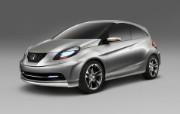 Honda 本田概念车 Small Car Concept 壁纸6 Honda(本田概念 静物壁纸