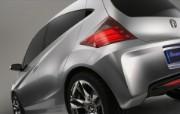 Honda 本田概念车 Small Car Concept 壁纸7 Honda(本田概念 静物壁纸