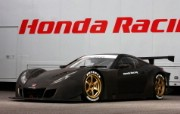 Honda GT Racer 本田超级跑车 HSV 010 GT 壁纸1 Honda GT R 静物壁纸