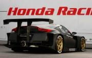 Honda GT Racer 本田超级跑车 HSV 010 GT 壁纸2 Honda GT R 静物壁纸