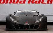 Honda GT Racer 本田超级跑车 HSV 010 GT 壁纸3 Honda GT R 静物壁纸