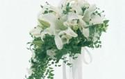 婚礼的花艺壁纸 静物壁纸