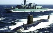 雷霆潜艇壁纸 静物壁纸