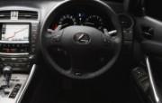 Lexus 凌志 IS 250 F Sport 2010 壁纸7 Lexus(凌志) 静物壁纸