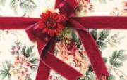 礼物礼品包装装饰 静物壁纸