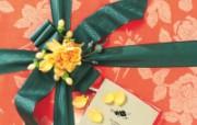 礼物礼品包装装饰二 静物壁纸