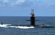 洛杉矶攻击核潜艇壁纸 静物壁纸