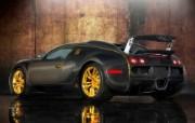 Mansory Bugatti Veyron 布加迪威龙 Linea Vincero dOro 壁纸4 Mansory Bu 静物壁纸