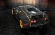 Mansory Bugatti Veyron 布加迪威龙 Linea Vincero dOro 壁纸8 Mansory Bu 静物壁纸