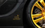 Mansory Bugatti Veyron 布加迪威龙 Linea Vincero dOro 壁纸9 Mansory Bu 静物壁纸