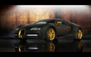 Mansory Bugatti Veyron 布加迪威龙 Linea Vincero dOro 壁纸12 Mansory Bu 静物壁纸