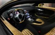 Mansory Bugatti Veyron 布加迪威龙 Linea Vincero dOro 壁纸13 Mansory Bu 静物壁纸