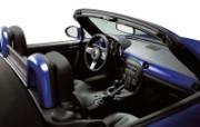 Mazda MX 5 特别版 壁纸3 Mazda MX5 特别版 静物壁纸