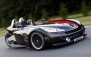 Peugeot 20 Cup Concept 标致3轮车 壁纸4 Peugeot 20 静物壁纸
