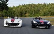 Peugeot 20 Cup Concept 标致3轮车 壁纸14 Peugeot 20 静物壁纸