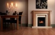 西式家庭壁炉 1 13 西式家庭壁炉 静物壁纸