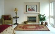 西式家庭壁炉 1 10 西式家庭壁炉 静物壁纸