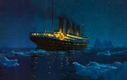 泰坦尼克 静物壁纸