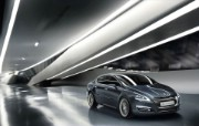 The 5 Peugeot 标志概念车 Concept Car 2011 壁纸6 The 5 Peug 静物壁纸
