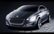 The 5 Peugeot 标志概念车 Concept Car 2011 壁纸16 The 5 Peug 静物壁纸