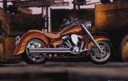 Yamaha摩托车 静物壁纸