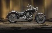 Yamaha摩托车 11年经典车型 壁纸3 Yamaha摩托车 静物壁纸