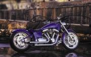 Yamaha摩托车 11年经典车型 壁纸5 Yamaha摩托车 静物壁纸